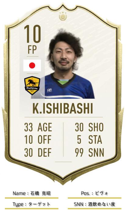 10 FP ISHIBASHI