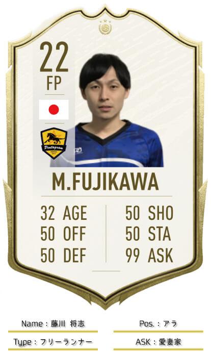 22 FP FUJIKAWA