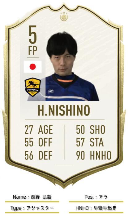 5 FP NISHINO