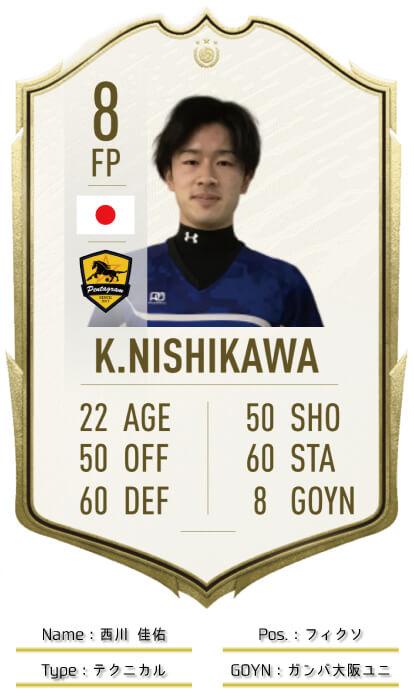 8 FP NISHIKAWA